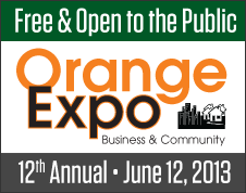 Orange Business & Community Expo at High Plains Community Center