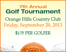 OEDC  Golf Tournament at Orange Hills Country Club